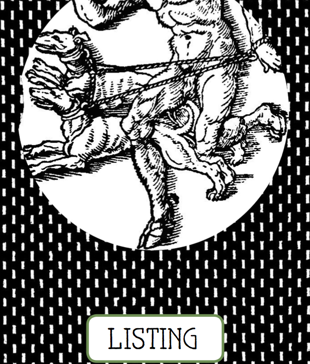 listing cover front